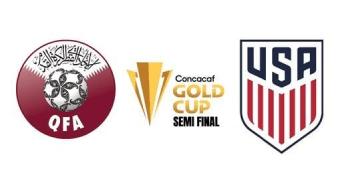 مباراه-قطر-و-امريكا-في-بطولة-الكونكاكاف-نصف-النهائي